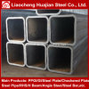 Hot Galvanized Square Steel Pipe with Stock