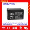 SGS Lead Acid Battery 12V for Emergency Lamp