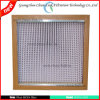 Pleated HEPA Filter with Long Working Life