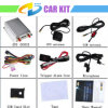 GPS Car Tracker with RFID and Free Tracking Website