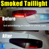 Smoked Black Headlight Tail Fog Lights Tint Vinyl Film Car Tinting