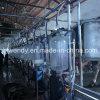 Herringbone Cow Milking Parlor with Glass Jar