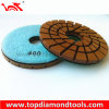 Diameter 125mm Diamond Polishing Pads for Polishing Concrete