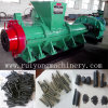 Charcoal Briquette Making Machinery/ Coal Bar Extrusion Machine