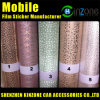 Mobile Phone Case Crocodile Glitter Diamond Sticker for Apple iPhone5, Diamond Body Sticker Vinyl Film