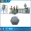 PP PE Film Granulator with Water Ring Die Face Cutter