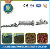 floating fish feed pellet processing machine