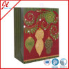2015 Latest Christmas Promotional Carrrier Bags with Hot Stamping