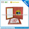 Merry Christmas Video Greeting Card with Photo Card Slot