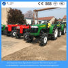 4WD Wheel Farming 55HP Mini Garden Small Agricultural Tractor
