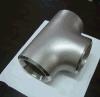 Stainless Steel 304 316 ASME B16.9 Weld Tee
