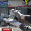 Nmsafety Cut Level 3 Hppe Safety Hand Glove