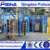 Overhead Hanger Gas Cylinders Shot Blasting Machine Price