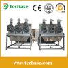 Techase Algae Sludge Dewatering Press Facility