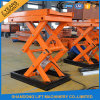 Ce Approved Fixed Hydraulic Scissor Lift