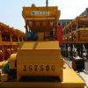 750L Double Horizontal Axles Forced Concrete Mixer