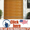 Wholesale Garage Sectional Decorative Door