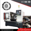 Damaged Rim Cutting CNC Lathe CNC Alloy Wheel Repair Machine