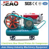 Diesel Piston Portable 3-Cylinder Air Compressor for Yt24 Jackhammer