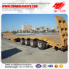 Utility Low Bed Truck Trailer Gooseneck Flatbed Trailers for Sale