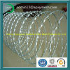 High Security Barbed Wire Top Galvanized Chain Link Fence (xy42)