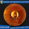 High Quality Die Bronze Gold Plated Challenge Metal Souvenir Coins