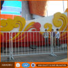 Galvanized Steel Construction Barricades/Used Crowd Control Barriers