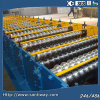 Tapered Roof Panel Roll Forming Machine
