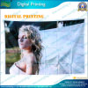 Custom Digital Printed Wedding Picture Flags (J-NF03F03027)