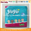 PE Film Disposable Baby Diaper Cheapest Price Baby Diaper with Wetness Indicator