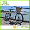 Lady Beach Cruiser 36V 250W Electric Bicycle China Mountain E Bikes for Woman