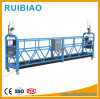 Zlp630 Zlp800 Painted Steel Screw Type End Stirrup Suspended Platform Gondola