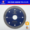 Turbo Diamond Saw Blade for Cutting Granite