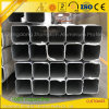 Powder Coated Anodized Large Aluminium Extrusion 6061 T6 Round Tube