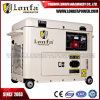 5kVA 3-Phase Silent Type Diesel Generator with Top Cover