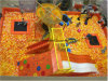 Extension Equipment Million Balls Pool Trampoline for Playground