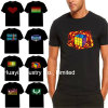 Imprint Logo EL LED Flashing Shirts