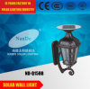 Solar Wall Light with 3W LED High Quailry Rechargeable