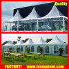 Waterproof Transparent Pagoda Marquee Party Wedding Gazebo Tents for Events, Car Show