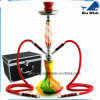 2 Hloes Wholesale Design Smoking Pipe Glass Shisha Hookah