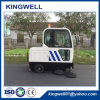 Auto Discharging Electric Street Road Sweeper for Sale (KW-1900F)