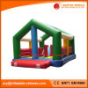 2017 High Quality Inflatable Jumping Castle with Tubes Bouncer (T1-312B)