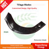 Rotary Tiller Rotavator Blades for Agricultural Tractor