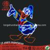 Flexible High Bright Duck LED Neon Light Sign for Advertising