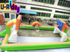 2 in I Multiple Usage Inflatable Sports Court