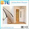 Ce Mrl Vvvf Wooden Cabin Home Elevator for Villa