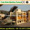 Qt4-26c Ruwan Cement Block Automated Paving Brick Machine