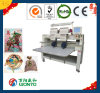 China Cheap 2 Heads Cap Embroidery Machine with Topwisdom Spare Parts.