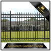 Outdoor Classical Powder Coated Aluminum Security Fence for Villa Garden