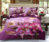 100% Polyester Fabric Bedding Set for Kids and Adult